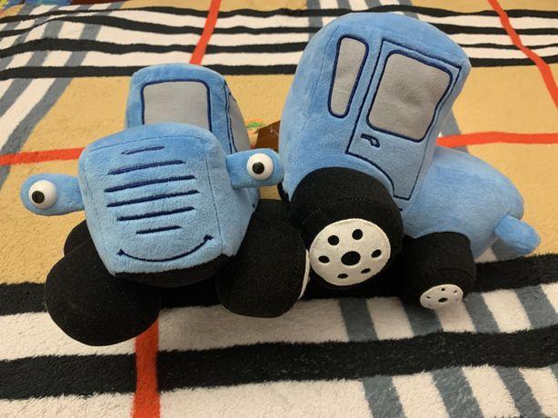Игрушка Синий Трактор