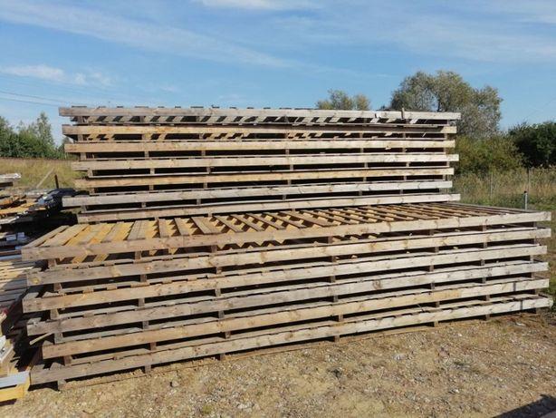Paleta drewniana duża 7000x2100