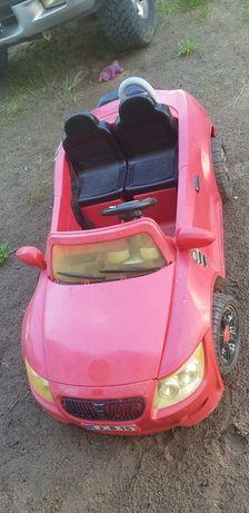 Auto na akumulator dla dzieci