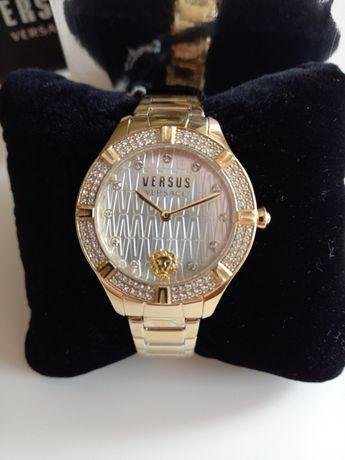 Zegarek damski Versus Versace kryształ Swarovski
