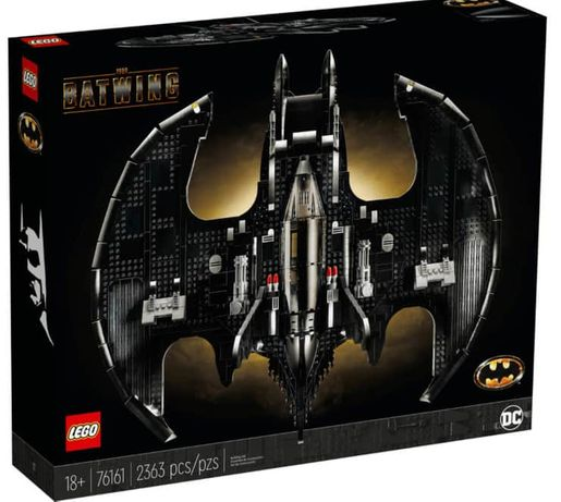 LEGO Super Heroes Batwing z 1989 roku 76161