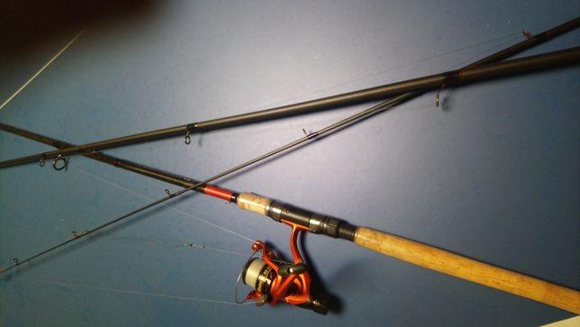 Wędka Jaxon 3.6m 10-40g