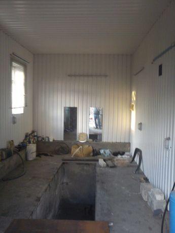 Дом под Автомастерскую р-н КШСУ 1