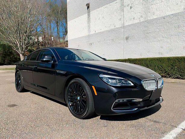 BMW 640 2016 Gran Coupe