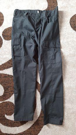 Штаны/брюки тактические летние легкие черные. 52 размер