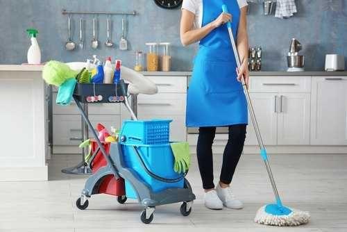 Kompleksowe Sprzątanie Domów, Mieszkań, Apartamentów