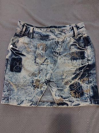 Юбка джинсовая продажа