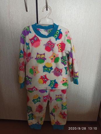 Продам пижаму на 2-3 года