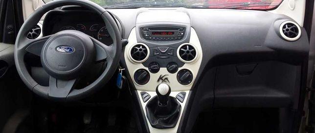 Ford Ka II kokpit deska konsola oryginał