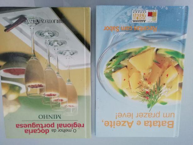 Livros de Cozinha: Batata e azeite … Minho - O melhor da doçaria