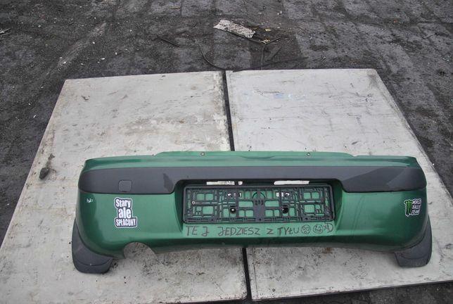 Zderzak tył Daewoo Matiz
