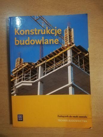 Konstrukcje budowlane - podręcznik (technik budownictwa)
