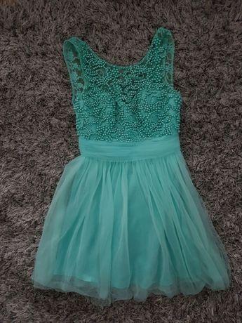 Śliczna oryginalna sukienka