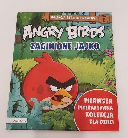 Książka - Angry Birds nr. 2