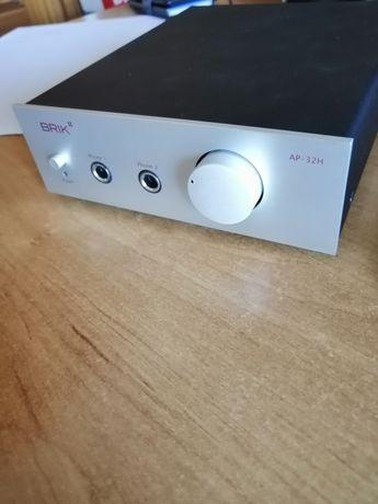 #Baixa de preço!# DAC+Amplificador de headphones BRIK AP32H