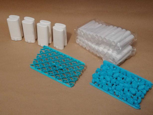 Materiais para biocosmética artesanal NOVOS