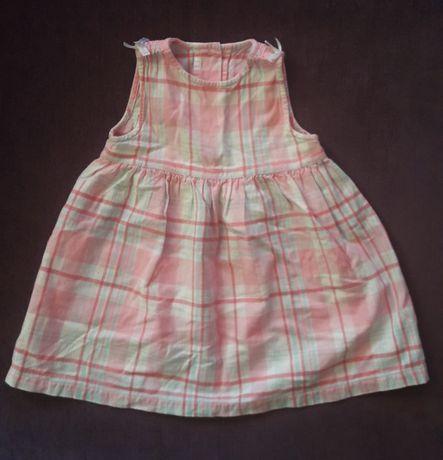 Sukienka letnia r.74