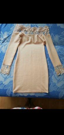 Obcisla sukienka