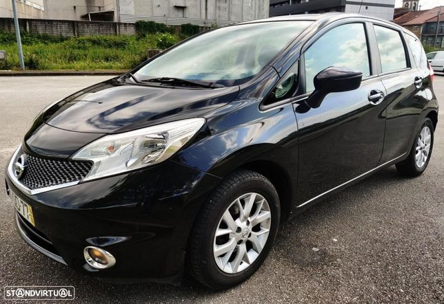 Nissan Note 1.5 dCi Acenta Plus
