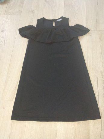 Sukienka czarna na 158 cm