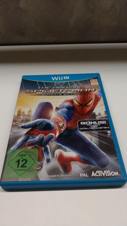 Gra The Amazing Spider-Man Ultimate Edition na Nintendo Wii U
