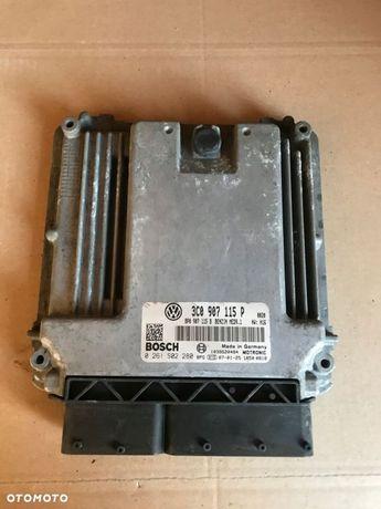 KOMPUTER SILNIKA STEROWNIK VW 2.0 TFSI 3C0907115P