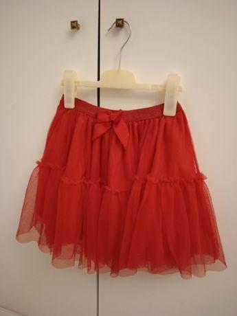 Tiulowa spódniczka H&M