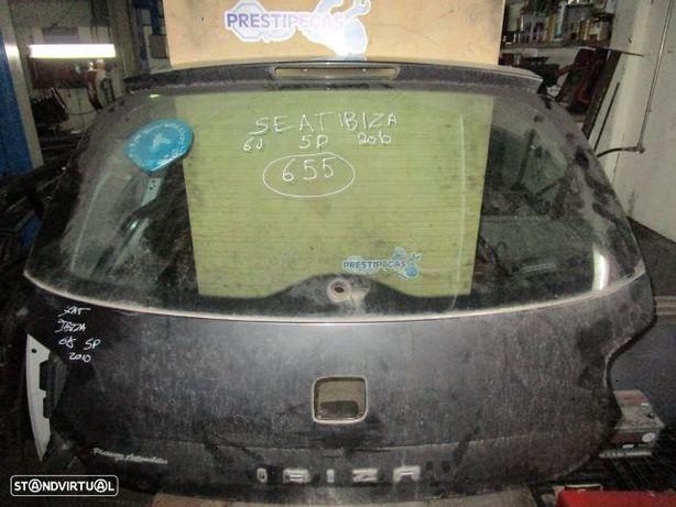 Porta da mala REF655 SEAT / IBIZA 6J / 2010 / 5P / PRETA /
