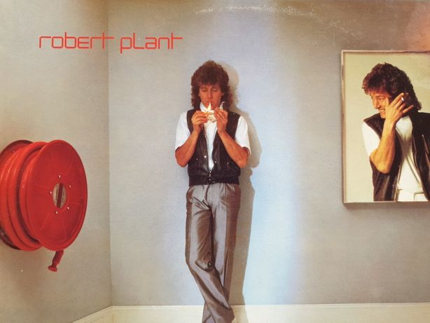 Robert Plant- Pictures at eleven,Shaken'n stirred 2Lp.