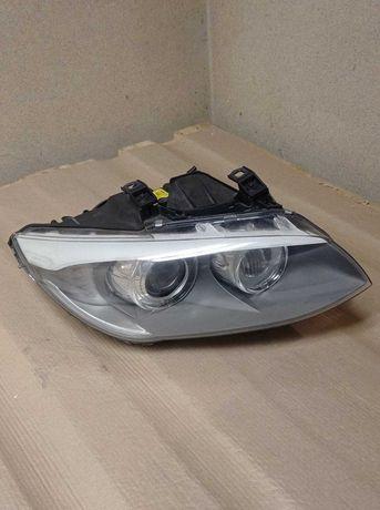 Lampa lewy przód Bmw e92 e93 lci, lift, polift 10-13r. dynamic xenon