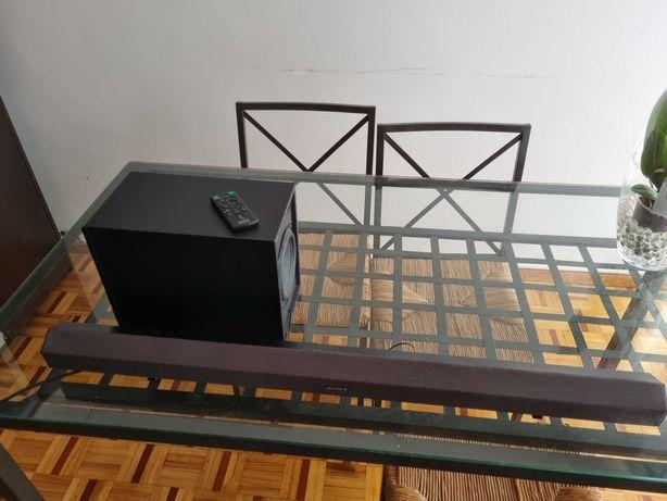 Soundbar sony ct60bt  bluetooth/optical/rca