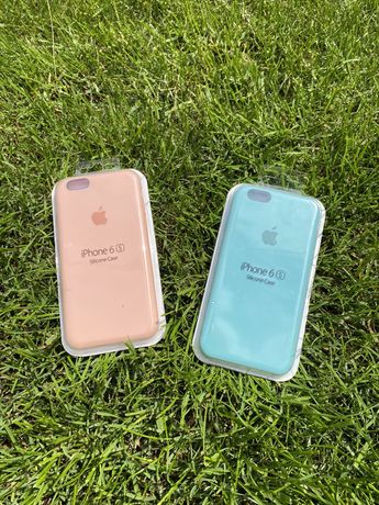 Siliconowy case iphone 6/6s