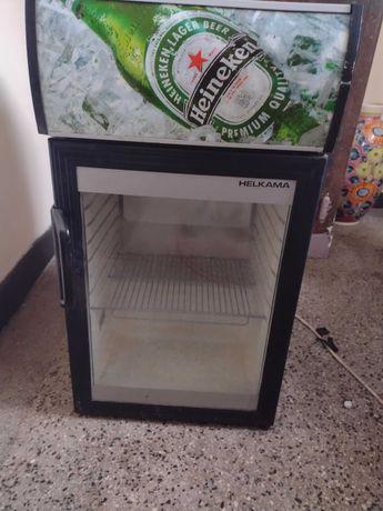 Lodówka witryna chłodnicza mała na części