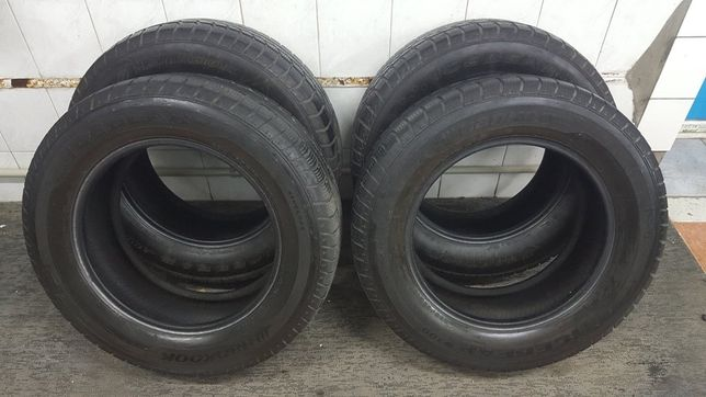 Продам M+S HANKOOK 235/65R17