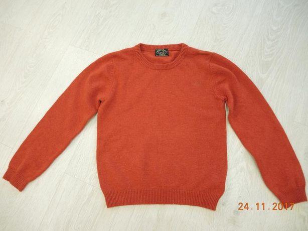 Тепленький пуловер на мальчика