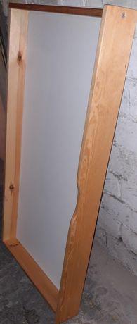 Szuflada drewniana do łóżeczka