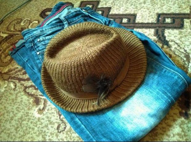 Шляпа шерсть в очень хорошем состоянии, 54 см