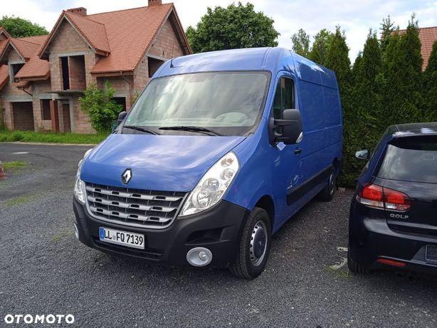 Renault Master  Wzór Aut Używanych z Niemiec*L2H2*Super Stan*JAK NOWY!!
