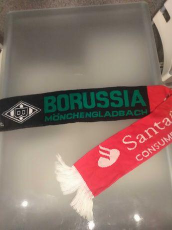 Borussia szalik klubowy kolekcjonerski, fana