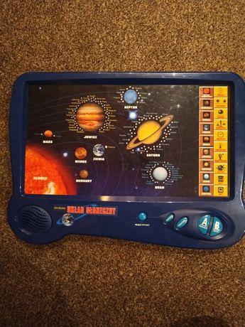 Układ planet interaktywny