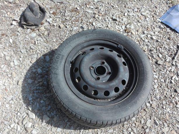 Daewoo Lanos koło zapasowe zapas opona felga 14