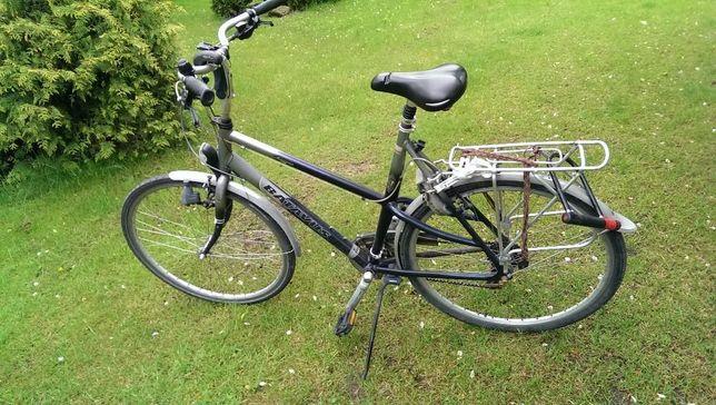 Markowy rower turystyczny Batavus Jakima w pelni sprawny z nowymi opon