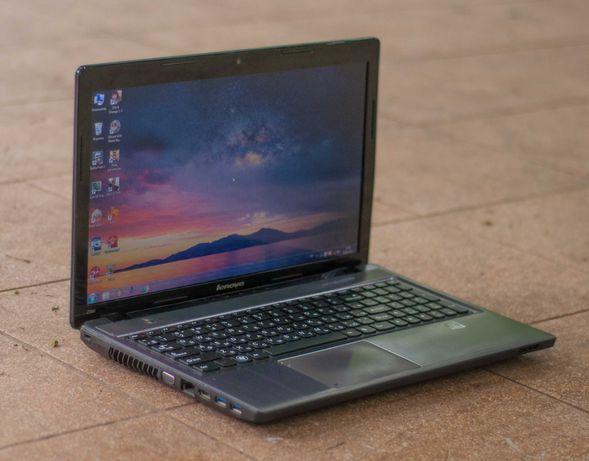 Мощный Ноутбук Игровой Надёжный Быстрый Lenovo Z580 Core i3 6GB 500GB