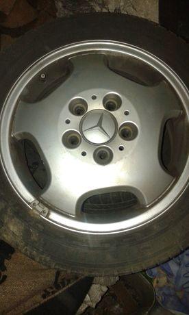 "Felgi aluminiowe ""15"" Mercedes A"