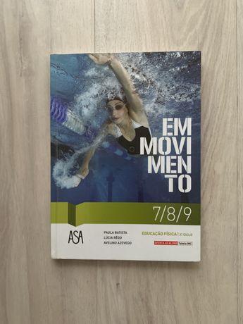 """Manual-""""Em movimento"""" 7/8/9•ano"""