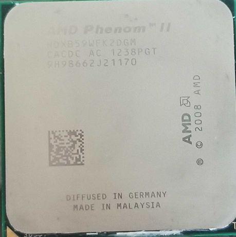 Процессор AMD Phenom II X2, X4 B59 am3