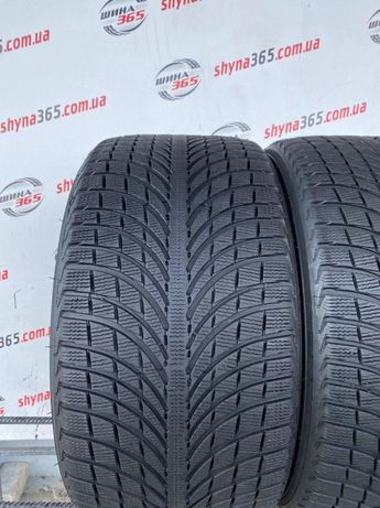 Шини 295/35 R21 MICHELIN LATITUDE ALPIN LA2 (Протектор 6,5mm), 2 шт