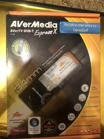 AVerMedia AVerTV DVB-T Express X