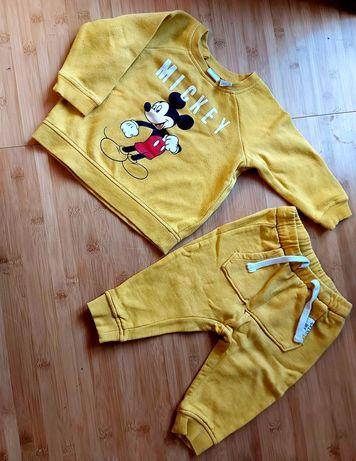 Ubranka dla chłopca zestaw Mickey Mouse