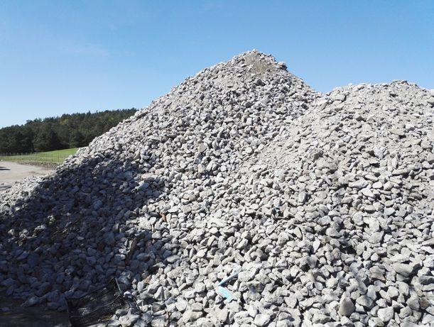 Kruszywo betonowe kamienne gruz kruszony